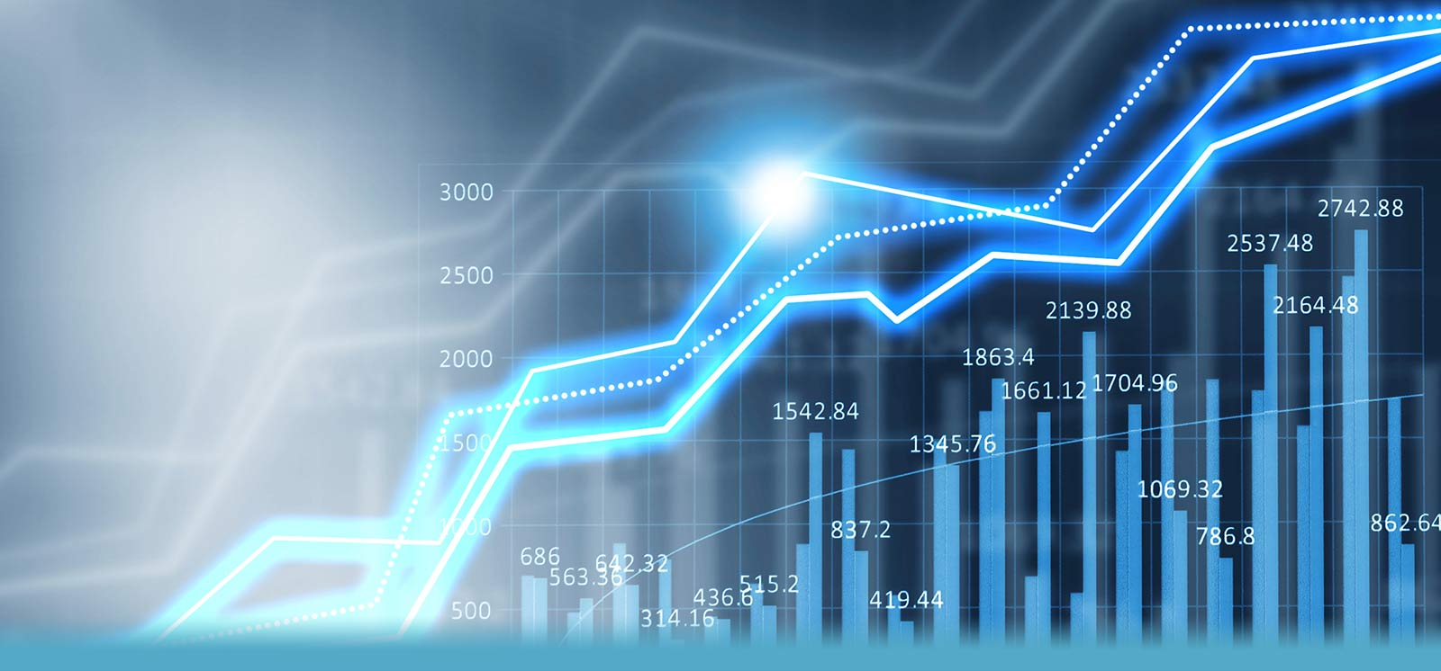 Share Market graphic